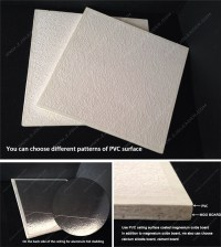 High Density Fire Resistant 4x8 Ceiling Panels