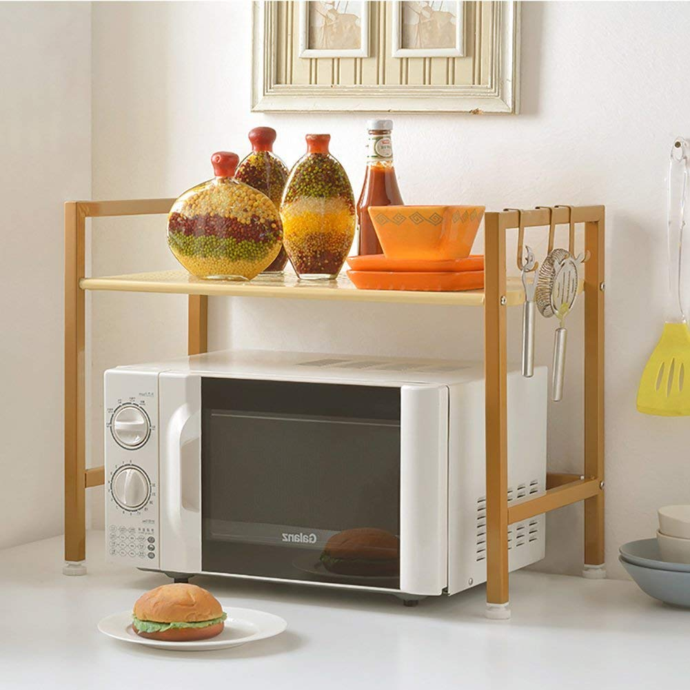 cheap kitchen storage costco island racks metal find lxsnail microwave oven cruet dish creative countertops