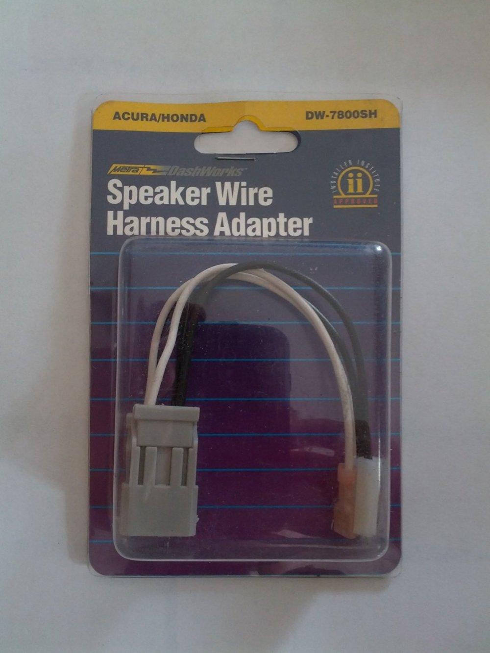 medium resolution of get quotations metra speaker harness dw 7800sh dw7800sh