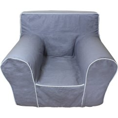 Childrens Chairs Soft Hanging Chair Lounger Cheap Children Foam Whistle Find Get Quotations Cub Small Grey Cover For S