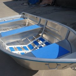 Fishing Chair Spare Parts Rei Flexlite 12ft All Welded Small Aluminium Jon Boat With Square Gunwale And Rubber Coating - Buy Aluminum ...