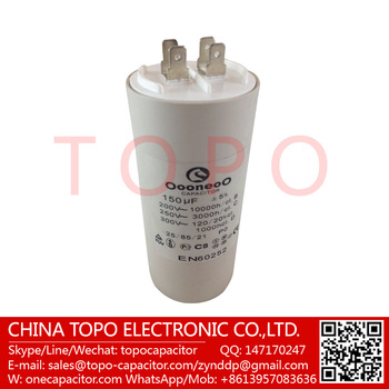 ac motor run capacitor wiring diagram 5 wire round trailer with china factory buy
