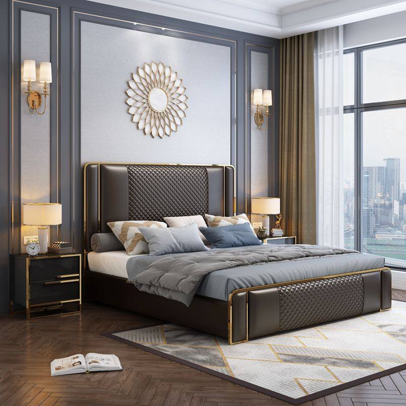 2019 Newest Design Wood Bedroom Furniture Bed With Storage Buy Bedroom Furniture Modern Bedroom Set Furniture Luxury Storage Bedroom Furniture Sets Product On Alibaba Com