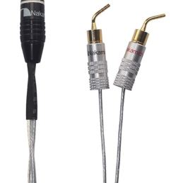 get quotations 4f xs 4n ofc speaker wire pair with rca male to 2 pair pin type [ 890 x 1330 Pixel ]