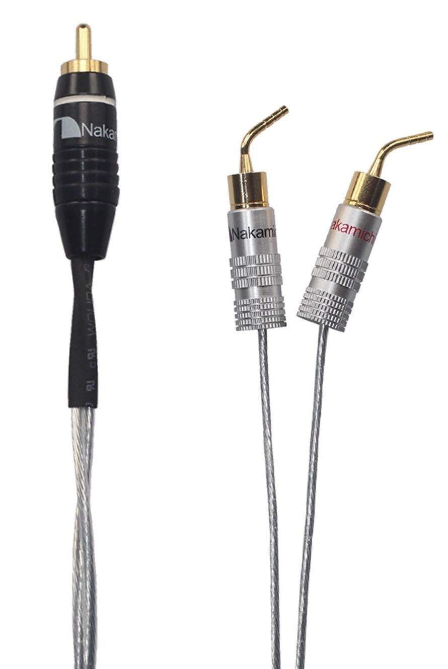 hight resolution of get quotations 4f xs 4n ofc speaker wire pair with rca male to 2 pair pin type