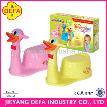 singing potty chair diy fabric covers with duck sharpe for kids chirldren baby buy