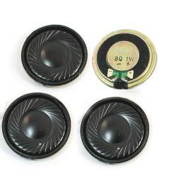get quotations yxq 1w 8 ohm micro internal speaker magnet loudspeaker 32mm dia round metal shell wire diy [ 1110 x 1050 Pixel ]