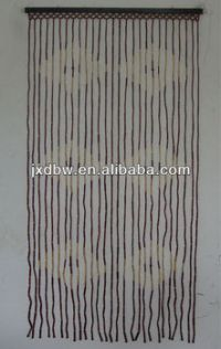 Decorative Hanging Bamboo Stick Door Beads Curtain Design