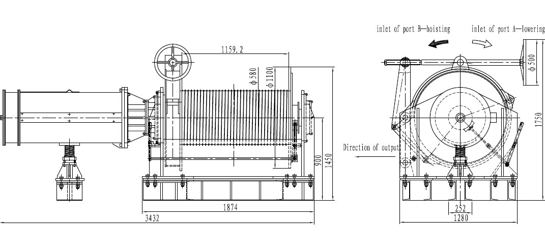 INI winches electrical, View winches electrical, INI