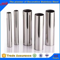 201 Stainless Steel Round/square Spiral Pipe/tube Sizes ...