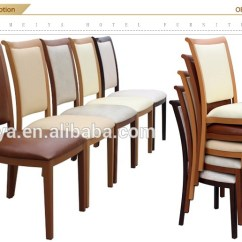 Stackable Restaurant Chairs Oversized Dining Chair Customized Modern Furniture Aluminum View