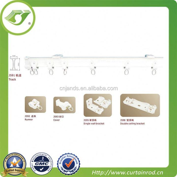 Shower Curtain Rail Hook Glider | Glif.org