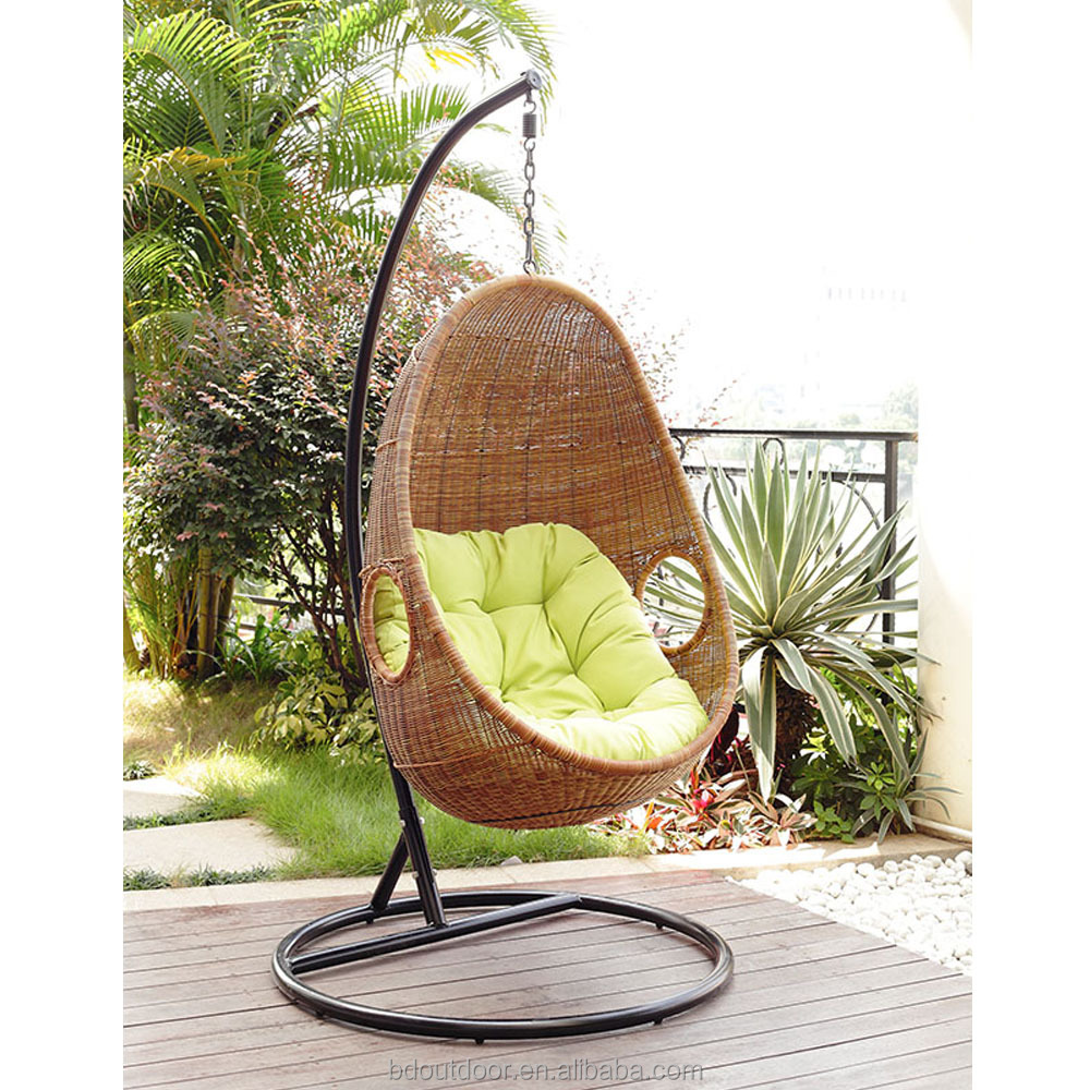 Hanging Egg Chair Outdoor Swing Jhoola Outdoor Egg Chair Rattan Egg Hanging Chair Buy Egg Hanging Chair Outdoor Egg Chair Swing Jhoola Product On Alibaba