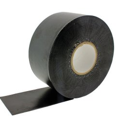 get quotations 2 in x 100 black pipe wrapping wrap tape 10 mil ultra sticky corrosion [ 1500 x 1000 Pixel ]