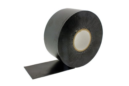 small resolution of get quotations 2 in x 100 black pipe wrapping wrap tape 10 mil ultra sticky corrosion