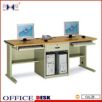 Modern 2 Person Computer Desk For Two Computers - Buy ...