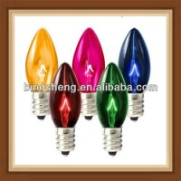 Incandescent C7 130v 5w Christmas Light Bulbs