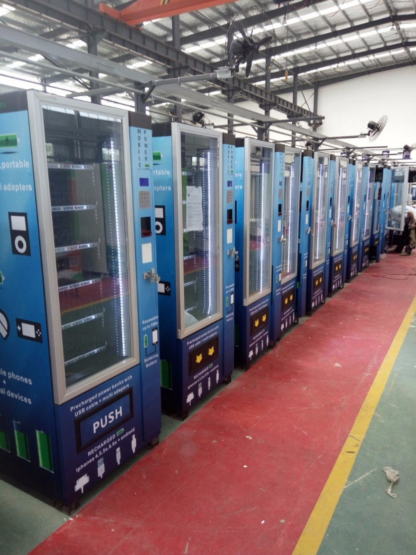 Mobile Phone Accessories Vending Machine 2020 | Indolink.Me