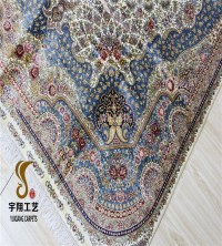 Yuxiang 100% Handmade Silk Colorful Persian Carpets - Buy ...
