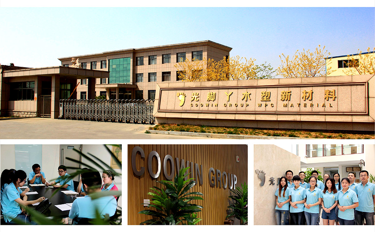Qingdao Barefoot Construction Material Co., Ltd. - Wpc Decking, Wall