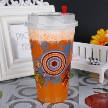 custom design bubble tea