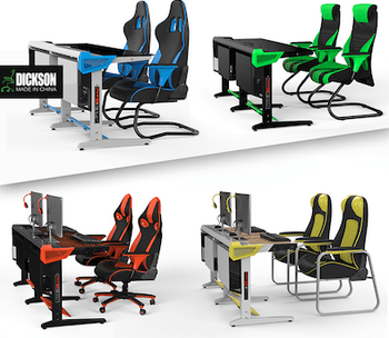ultimate computer chair foam bed dickson player s and desk with the fashionable element versatility convenient