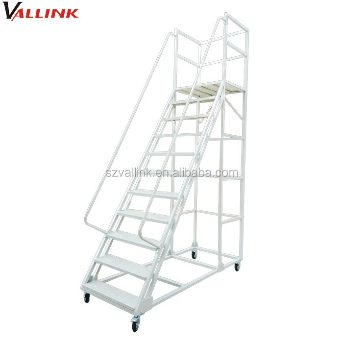 Wholesale Assembly Steel Tilt and Roll Movable Warehouse