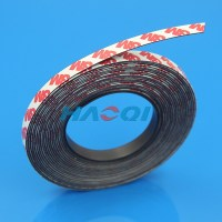 Soft 3m Adhensive Rubber Heavy Duty Magnetic Strips