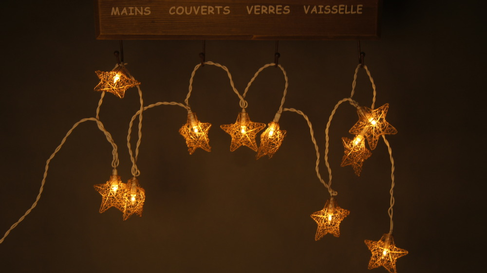 Led Christmas Lights String