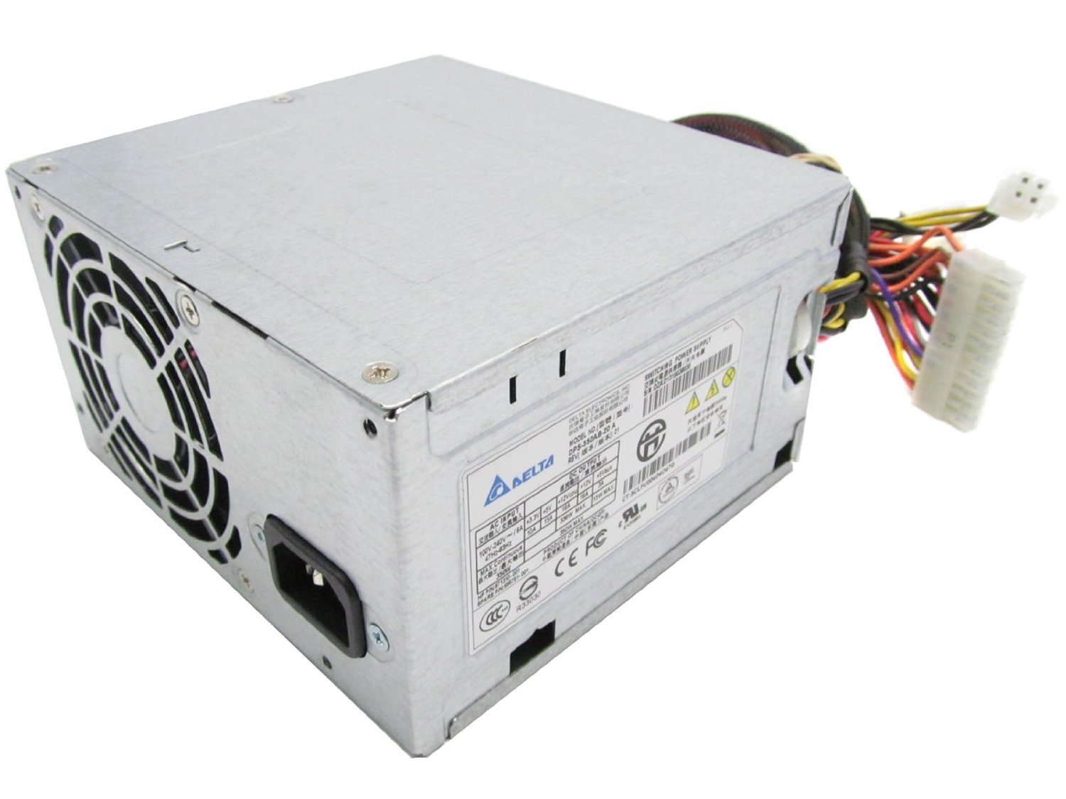 hight resolution of get quotations hp 686761 001 350 watt integrated ac power supply atx style power supply with