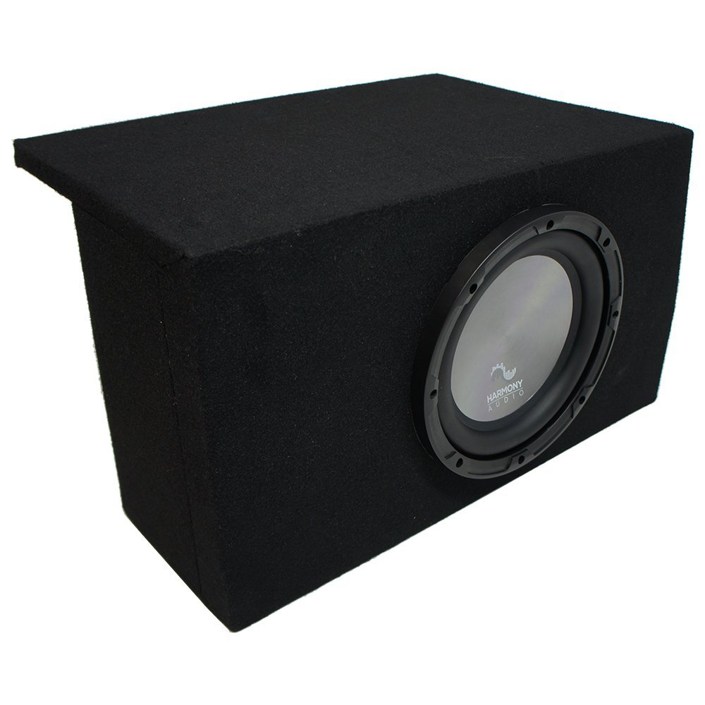 hight resolution of get quotations 2005 2014 ford mustang coupe harmony audio a102 single 10 sub box enclosure new