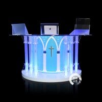 Led Light Furniture Led Nightclub Tables Furniture - Buy ...