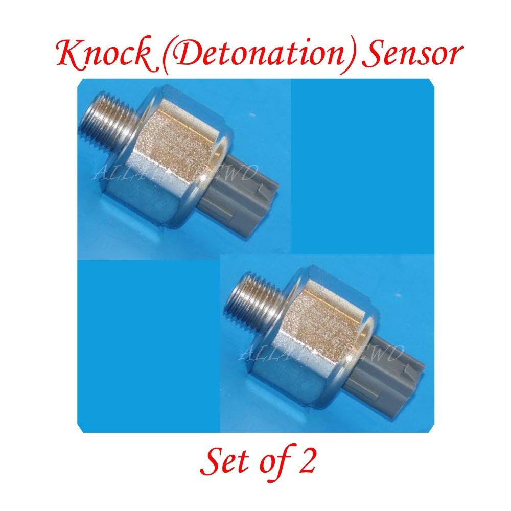 medium resolution of  set of 2 89615 12090 knock detonation sensor fits lexus