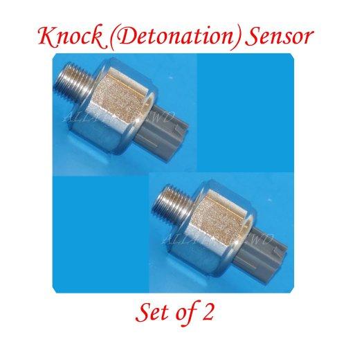 small resolution of  set of 2 89615 12090 knock detonation sensor fits lexus