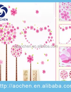 Removable vinyl paper decal diy growth height measure chart  wall sticker for kids room decoration also rh alibaba