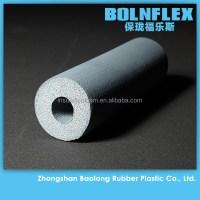Nbr / Pvc Rubber Foam Pipe Insulation Material Heat ...