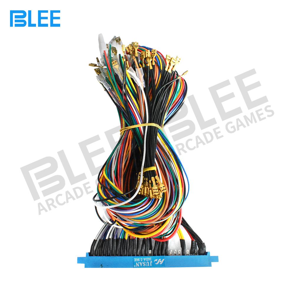 hight resolution of diy arcade jamma wire harness 28 pins blue arcade game machine wiring harness connector