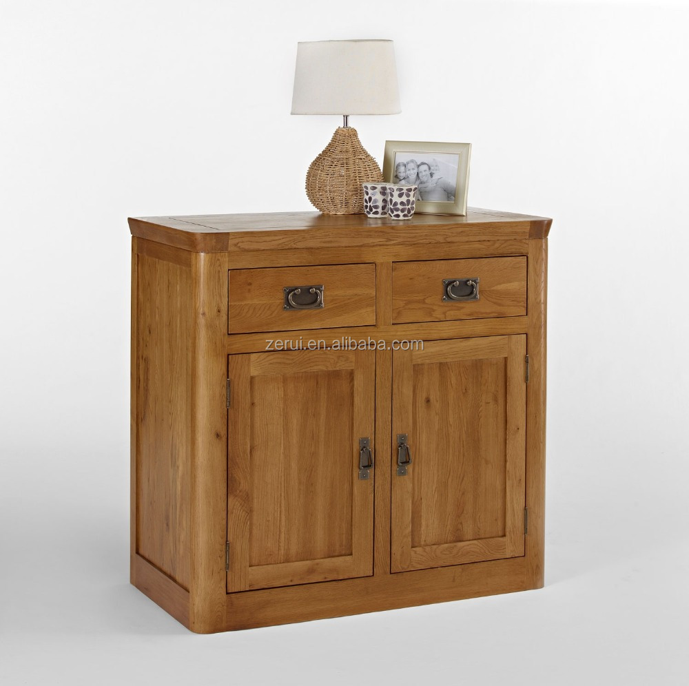 Solid Wood Oak Furniture Antique Small Sideboard  Buy Oak