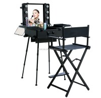 Aluminum Folding Makeup Barber Folding Chair