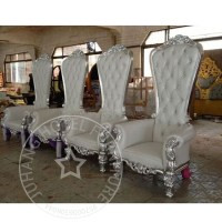 Wholesale Fancy White Wedding King Throne Chair For Sale ...