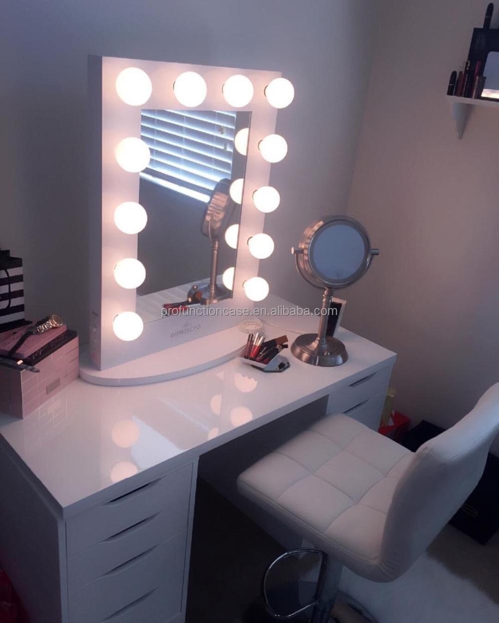 Espejos Para Tocador Mueble Para Maquillaje Con Luz