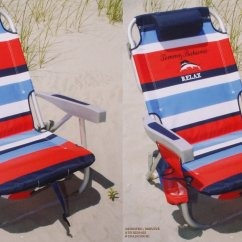 Tommy Bahama Backpack Cooler Chair Blue Office Chairs For Big And Tall Buy 2 2015 With Storage Pouch Towel Bar Red