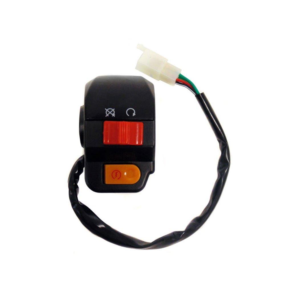 medium resolution of 4z 8 wires kill light starter switch atv honda quad 50 70 90 110cc ks53