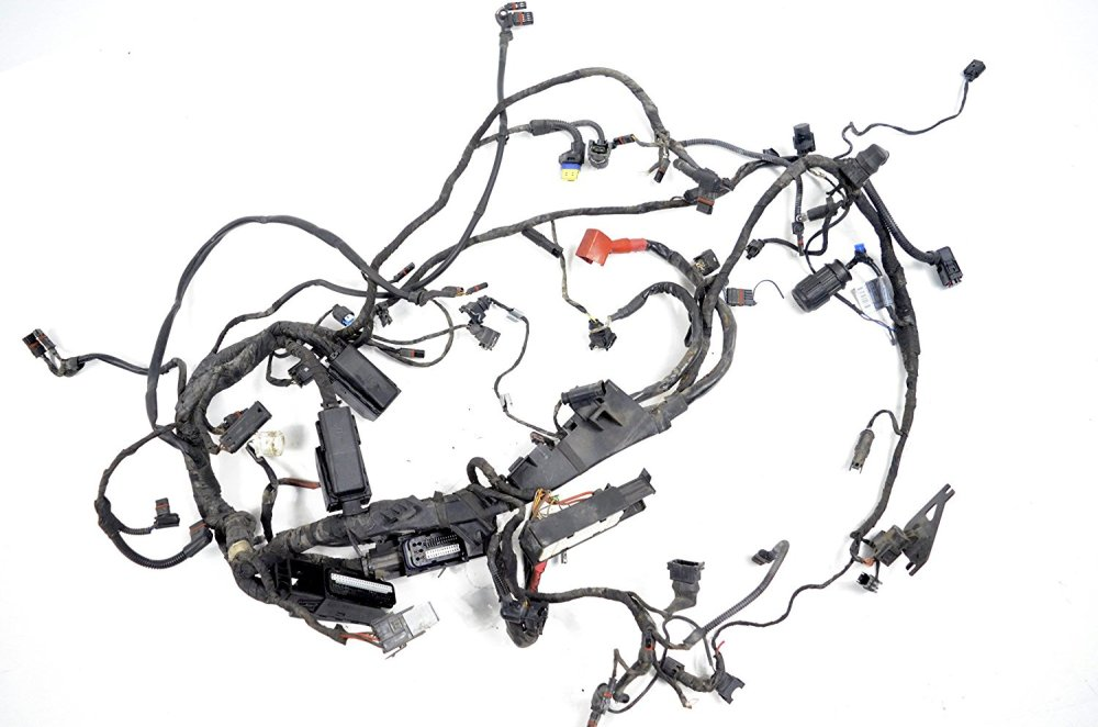 medium resolution of get quotations 2009 bmw r1200gs main wiring harness cable loom gen 2 abs 61117712018