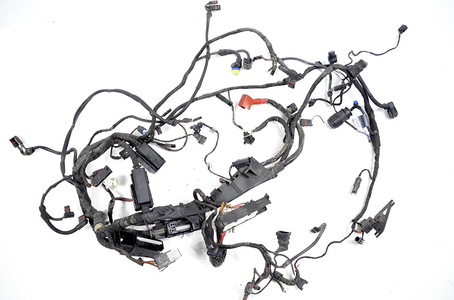 hight resolution of get quotations 2009 bmw r1200gs main wiring harness cable loom gen 2 abs 61117712018