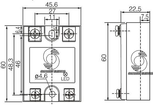 Jgx-1dd0616a Input 3v To 32v Dc Output 5v To 60v Dc Single