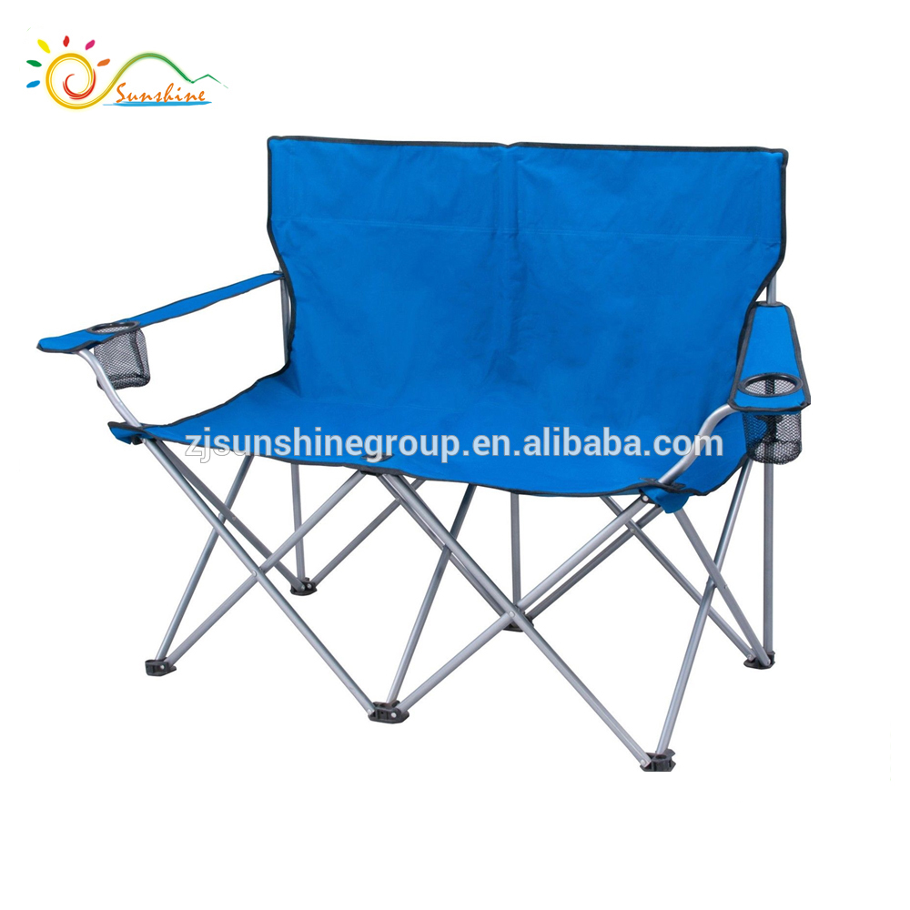 Double Camping Chair Heated Camping Lightweight Folding Beach Chair 2 Person Folding Chair Buy Double Seat Camping Chair Heated Camping Chair Beach Chair For Two Person