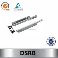 Soft-closing Cabinet Drawer Slide Hardware Parts Dsrb ...