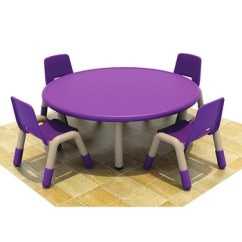 Cheap Table Chairs Blue Lounge Chair Custom Made Modern Kids Plastic Furniture Sets