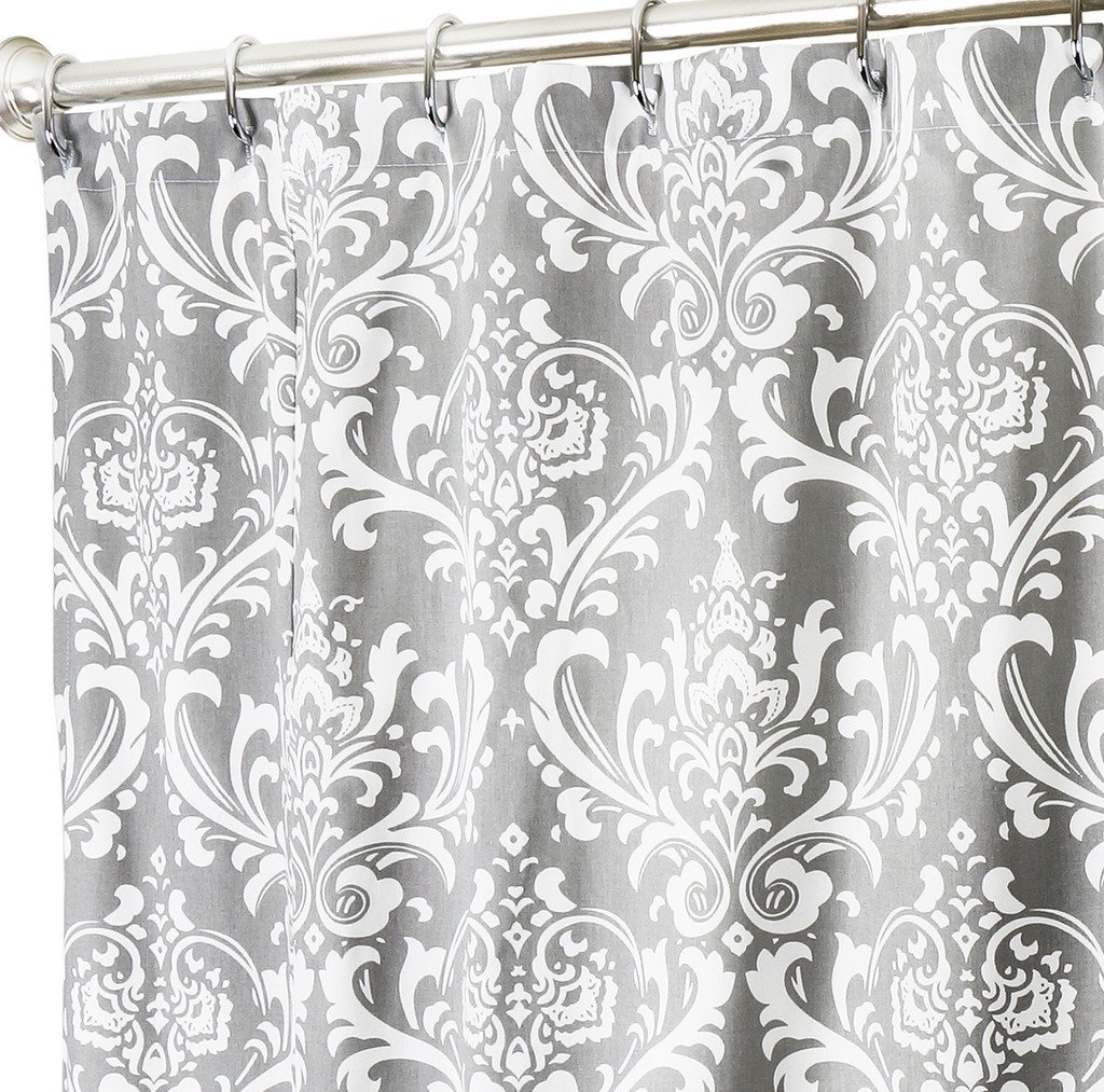 buy extra long shower curtain fabric